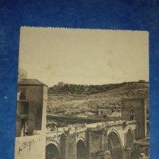 Postales: TOLEDO. PUENTE DE S. MARTÍN. WUNDERLICH 2690. SIN CIRCULAR. Lote 157187350