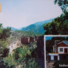 Postales: POSTAL NUEVA SIERRA DEL MAR. LAGO DE BOLARQUE. Lote 157300786