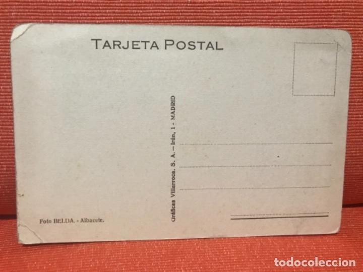Postales: el toboso PALACIO DE DULCINEA toledo tarjeta postal sin circular graficas villaroca foto bleda - Foto 2 - 157773214