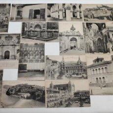 Postales: COLECCIÓN DE 22 POSTALES CON VISTAS DE TOLEDO - FOTOTIPIA CASTAÑEIRA - PRINCIPIOS SIGLO XX. Lote 158839714