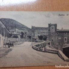 Postales: CUENCA. EL CASTILLO. GARAY. Lote 158917294