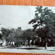 Postales: CAMPO DE CRIPTANA CIUDAD REAL PLAZA ESPAÑA. Lote 160471853