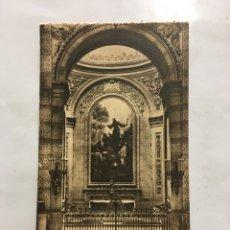 Postcards - POSTAL. S. FRANCISCO EL GRANDE. CAPILLA S. FRANCISCO. HAUSER Y MENET. MADRID. H. 1920?. - 160556676