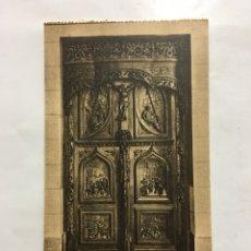 Postcards - POSTAL. S. FRCO. EL GRANDE. PUERTA LATERAL IZQUIERDA. HAUSER Y MENET. MADRID. H. 1920?. - 160566062