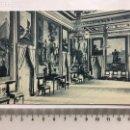 Postales: POSTAL. S. LORENZO DEL ESCORIAL. REAL PALACIO. SALÓN DE EMBAJADORES. EDIC. TOMAS MORA. H. 1920?.. Lote 160575570