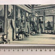 Postcards - POSTAL. S. LORENZO DEL ESCORIAL. REAL PALACIO. SALÓN DE EMBAJADORES. EDIC. TOMAS MORA. H. 1920?. - 160575570