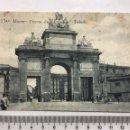 Postales: POSTAL. MADRID. PUERTA DE TOLEDO. GRAFOS. H. 1920?.. Lote 160593668