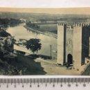Postales: POSTAL. TOLEDO. PUENTE DE ALCÁNTARA. GRAFOS. MADRID. H. 1920?.. Lote 160605969