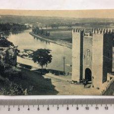 Postcards - POSTAL. TOLEDO. PUENTE DE ALCÁNTARA. GRAFOS. MADRID. H. 1920?. - 160605969