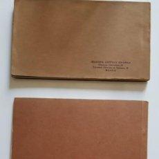 Postales: ÁLBUMES ARTÍSTICOS DE TOLEDO. Lote 161466934