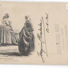 Postales: TOLEDO - ALDEANAS CONVERSANDO - FOTO LAURENT - P29015. Lote 161797162