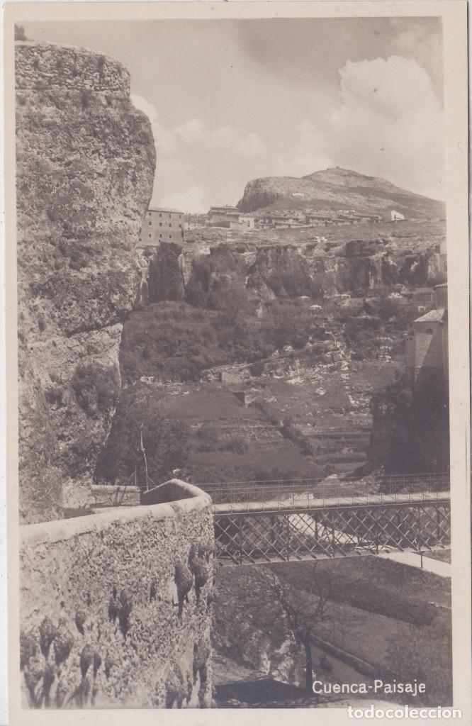 CUENCA - PAISAJE (Postales - España - Castilla La Mancha Antigua (hasta 1939))