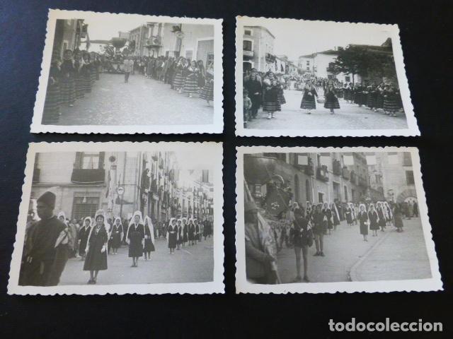 Postales: CUENCA Y MOTILLA DEL PALANCAR CUENCA 9 FOTOGRAFIAS PROCESIONES DESFILES TRAJES TIPICOS - Foto 2 - 164626350