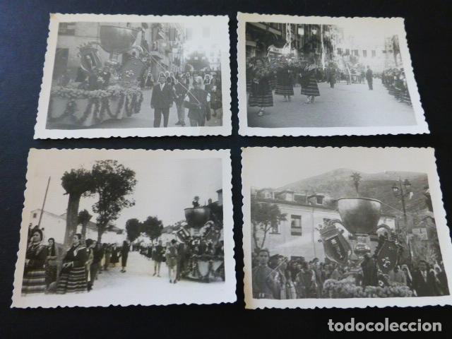 CUENCA Y MOTILLA DEL PALANCAR CUENCA 9 FOTOGRAFIAS PROCESIONES DESFILES TRAJES TIPICOS (Postales - España - Castilla La Mancha Antigua (hasta 1939))
