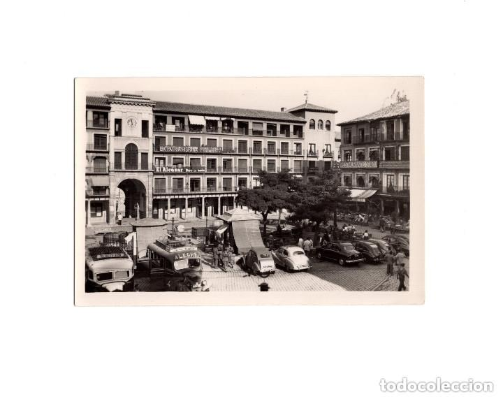 TOLEDO.- PLAZA ZOCODOVER. (Postales - España - Castilla La Mancha Antigua (hasta 1939))