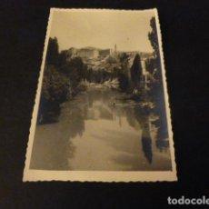 Postales: CUENCA RIO Y VISTA POSTAL FOTOGRAFICA AÑOS 30. Lote 165016966