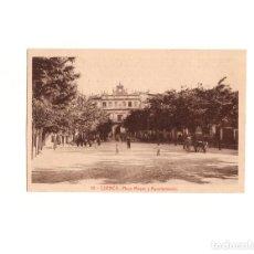 Postales: CUENCA.- PLAZA MAYOR Y AYUNTAMIENTO.. Lote 165179086