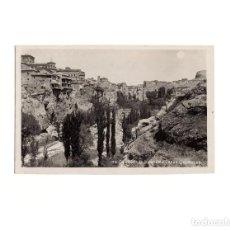 Postales: CUENCA.- EL HUECAR Y CASAS COLGANTES.. Lote 165181426