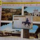 Postales: POSTAL DE CIUDAD REAL. AÑO 1970. SANTA CRUZ DE MUDELA, SANTUARIO DE LAS VIRTUDES. PLAZA TOROS. 1165. Lote 165551178