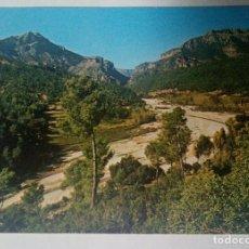 Postales: CTC - Nº 2 - PANORAMA DEL BALNEARIO DE TUS - EL VADO - POSTALES DURA VELASCO - JDP - SIN CIRCULAR. Lote 165688394