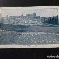 Postales: UCLES CUENCA VISTA GENERAL. Lote 165753778