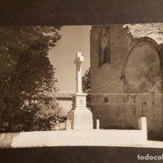 Postales: ARGAMASILLA DE ALBA CIUDAD REAL CRUZ DE LOS CAIDOS. Lote 165917998
