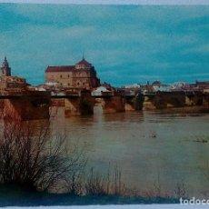 Postales: CTC - Nº 2005 TALAVERA DE LA REINA - VISTA PARCIAL PUENTE ROMANO - 2.005 - ARRIBAS - SIN CIRCULAR. Lote 167075024