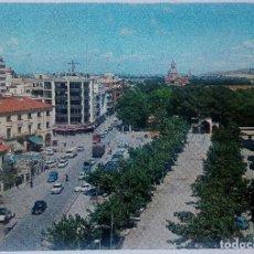 Postales: CTC - Nº 2014 TALAVERA DE LA REINA - AVENIDA DEL GENERAL YAGUE Y PASEO DEL PRADO - 2.014 - ARRIBAS. Lote 167075432
