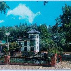 Postales: CTC - Nº 11 TALAVERA DE LA REINA - PALOMAS - ESTANQUE - GARCIA GARABELLA - SIN CIRCULAR. Lote 167075544
