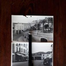 Postales: LOTE DE 17 ANTIGUAS VISTAS DE HELLIN ALBACETE. Lote 167473204