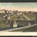 Postales: TOLEDO-PUENTE DE SAN MARTIN-FOT·C.GARCES-VER REVERSO SIN DIVIDIR-(60.241). Lote 167984868