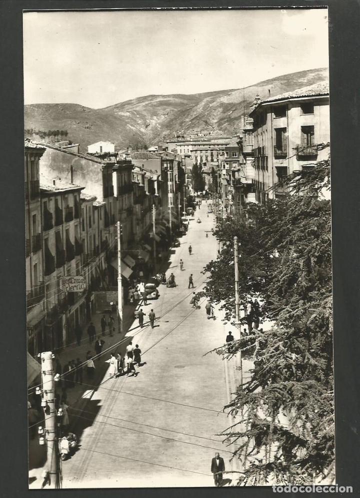 CUENCA-AVENIDA DE JOSE ANTONIO-31-HAE-VER REVERSO-(60.245) (Postales - España - Castilla La Mancha Antigua (hasta 1939))