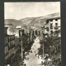 Postales: CUENCA-AVENIDA DE JOSE ANTONIO-31-HAE-VER REVERSO-(60.245). Lote 167985496