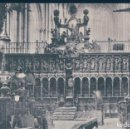Postales: POSTAL TOLEDO - CORO DE LA CATEDRAL - LINARES - CIRCULADA SELLO ALFONSO XIII. Lote 168040560