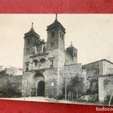 Postales: TOLEDO PUERTA DEL CAMBRON POSTAL HORIZONTAL FOTOTIPIA HAUSER Y MENET . Lote 168404996
