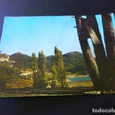 Postales: LA TOBA CUENCA VISTA DESDE EL HOTEL DIRECCION. Lote 169726748