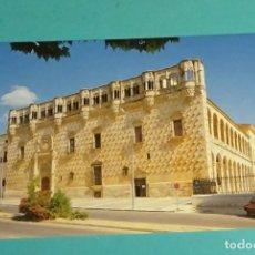 Postales: POSTAL PALACIO DEL INFANTADO. GUADALAJARA. Lote 170015388