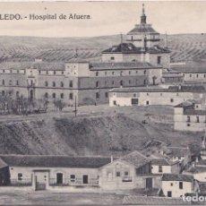 Postales: TOLEDO - HOSPITAL DE AFUERA. Lote 170028492