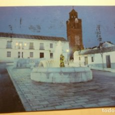 Postales: POSTAL GALVEZ - VISTA PARCIAL FUERTE Y TORRE MUDEJAR -CIRCULADA. Lote 170108644