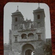Postales: FOTO POSTAL DE TOLEDO, PUERTA DEL CAMBRON, NO CIRCULADA. NO PONE EDITORIAL.. Lote 170185740