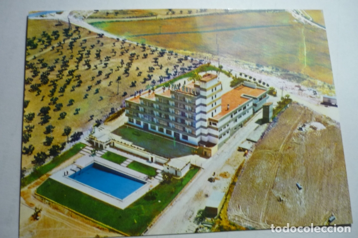 POSTAL GUADALAJARA-PAX HOTEL (Postales - España - Castilla la Mancha Moderna (desde 1940))
