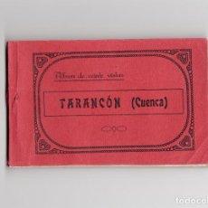 Postales: TARANCÓN.(CUENCA).- ALBUM. BLOCK. 20 POSTALES CON PUBLICIDAD. BUEN ESTADO.ED. JOSE MOLERO. Lote 171413297