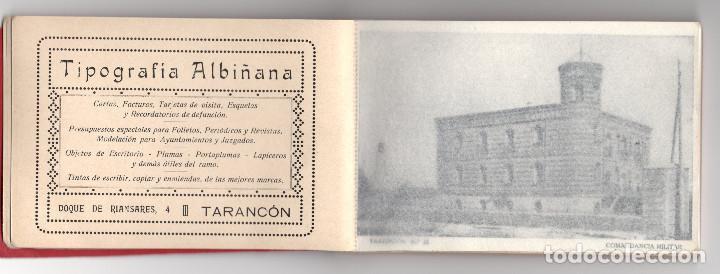 Postales: TARANCÓN.(CUENCA).- ALBUM. BLOCK. 20 POSTALES CON PUBLICIDAD. BUEN ESTADO.ED. JOSE MOLERO - Foto 5 - 171413297
