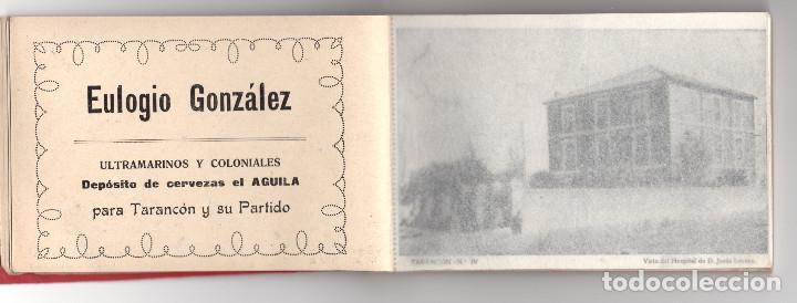 Postales: TARANCÓN.(CUENCA).- ALBUM. BLOCK. 20 POSTALES CON PUBLICIDAD. BUEN ESTADO.ED. JOSE MOLERO - Foto 7 - 171413297