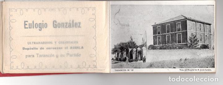 Postales: TARANCÓN.(CUENCA).- ALBUM. BLOCK. 20 POSTALES CON PUBLICIDAD. BUEN ESTADO.ED. JOSE MOLERO - Foto 8 - 171413297