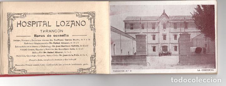 Postales: TARANCÓN.(CUENCA).- ALBUM. BLOCK. 20 POSTALES CON PUBLICIDAD. BUEN ESTADO.ED. JOSE MOLERO - Foto 9 - 171413297