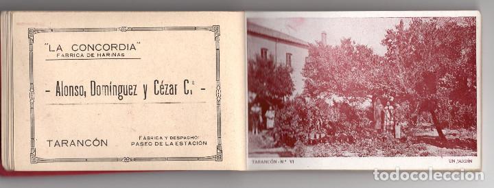 Postales: TARANCÓN.(CUENCA).- ALBUM. BLOCK. 20 POSTALES CON PUBLICIDAD. BUEN ESTADO.ED. JOSE MOLERO - Foto 10 - 171413297