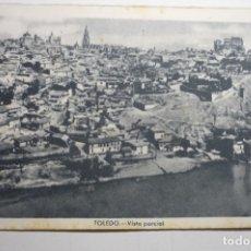 Postales: POSTAL TOLEDO VISTA PARCIAL CIRCULADA CM. Lote 171642163