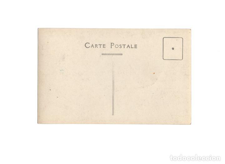 Postales: GUADALAJARA.- PALACIO DUQUES DEL INFANTADO. HACIA 1920. POSTAL FOTOGRÁFICA - Foto 2 - 171684307