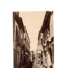 Postales: POSTAL DE TALAVERA DE LA REINA.(TOLEDO).- CALLE MEDELLÍN. RUIZ DE LUNA.. Lote 171732457